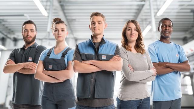 Bosch Car Service MItarbeiter