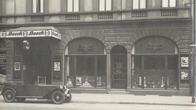 100 år med Bosch Car Service