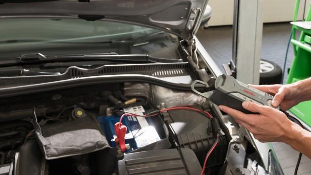 baterii auto Bosch