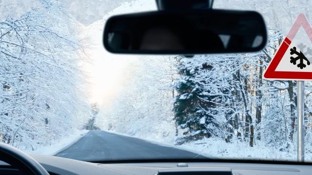 Ziemas auto pārbaude