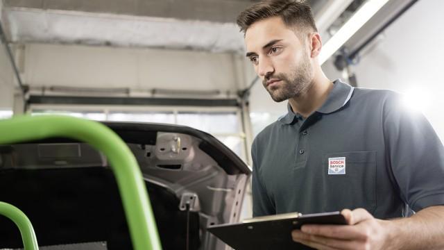 Vehicle Safety Checks at Bosch Car Service