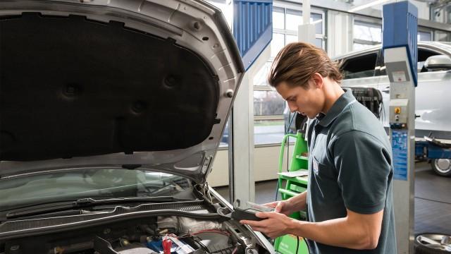 Profesionální diesel servis