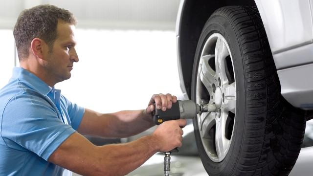 Reifen-Service beim Profi